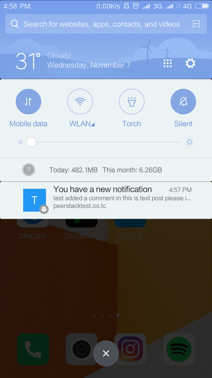 Get Notified With OneSignal Web Push Notifications - StackIdeas